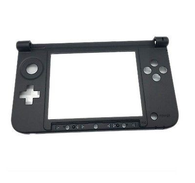 3DS XL Cover Inferiore Originale Nero