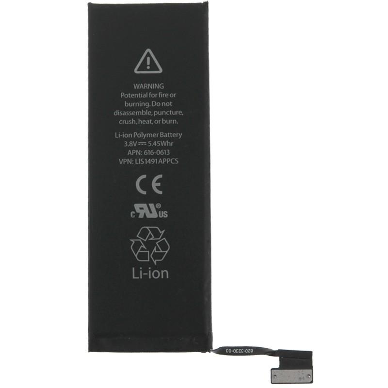 Iphone 5 Batteria 1440 mAh pari ad Originale Qualità Eccelsa produzione 2017