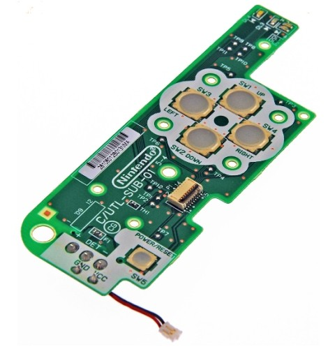 Dsi XL Power Board