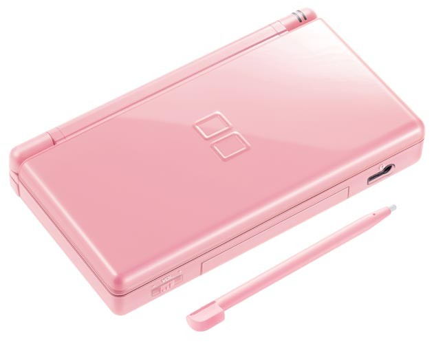 Ds lite Case Rosa Alta Qualità