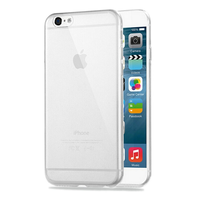 Iphone 6 plus - 6S plus TPU 0.3 mm trasparente HAWEEL originale