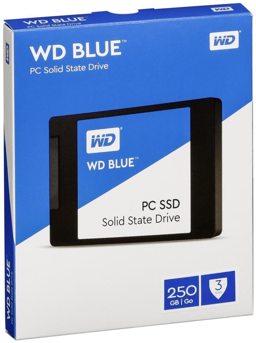 HD WD Blue SSD 250 GB 2.5
