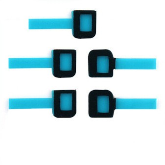 Iphone 4S Guarnizione + filtro UV Sensore Prossimità 5pz