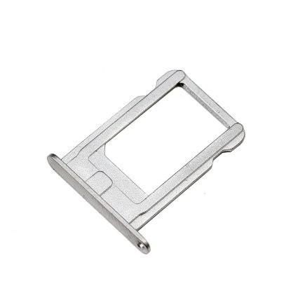 Iphone 5S Alloggio Sim Originale Silver