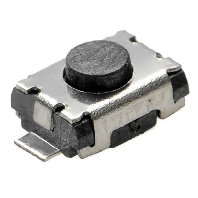 Mini Pulsante 12V 5 x 3 x 2 mm