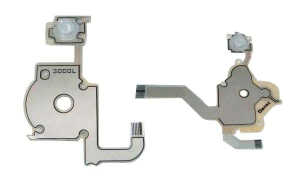 psp 3000 Flat PCB