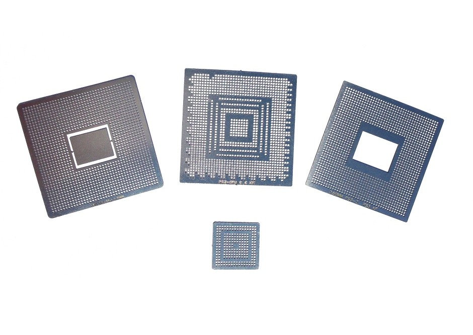 Ps3 GPU CPU CXR714120 BGA Stencil