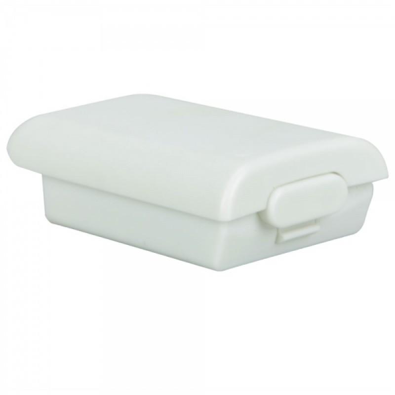 Xbox 360 Joypad Cover Batteria Bianco