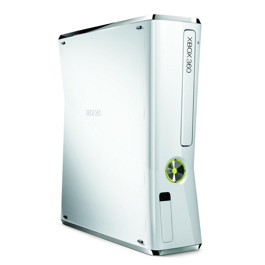 Xbox 360 slim 4GB Bianca Special Edition