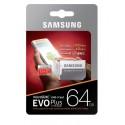 Samsung Evo Plus 64GB Classe 10 U3