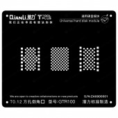 QianLi ToolPlus GTR100 Hard Disk Reballing Stencil 6-6s-7-8