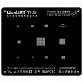 QianLi ToolPlus BMW760 iPhone 6S Power Logic Module BGA