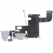 iPhone 6 Flat connettore carica + jack + microfono Nero