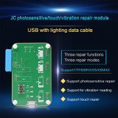 JC Modulo lettura scrittura Light Sensor-Touch-Vibrator iPhone 7/7P/8/8P/X/XS/XSMax