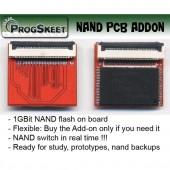 ProgSkeet NAND PCB 1GBit per dual Nand