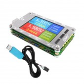 T50N USB Dual Channel Tester