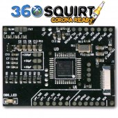 X360 BLACK SQUIRT BGA 1.2 ORIGINALE
